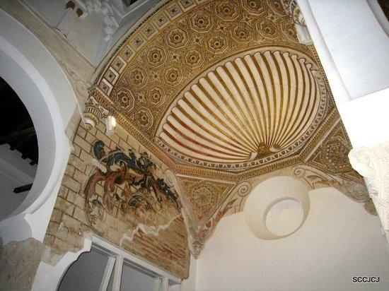 Sinagoga de Santa María la Blanca: The dome