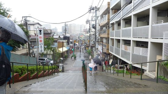 Yanaka : 街景