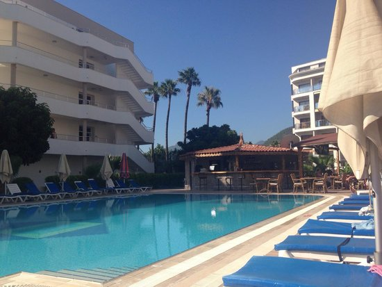Hotel My Dream : Lovely pool all areas spotless