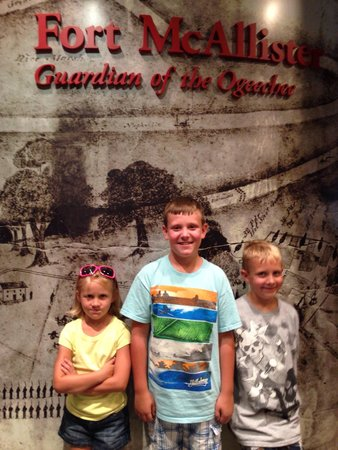 Fort McAllister State Park: Ready to explore!