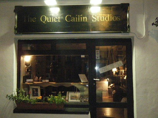 ‪The Quiet Cailin Studios‬