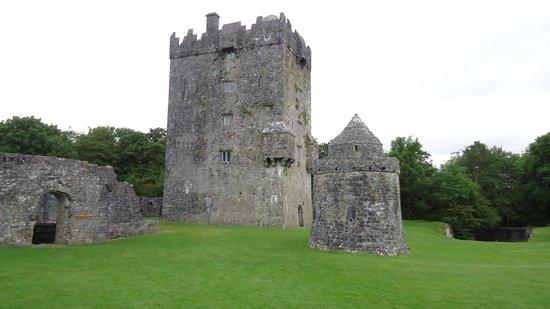 Aughnanure Castle : Castle