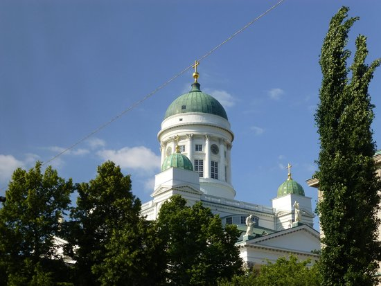 Helsinki Cathedral: beautiful building....