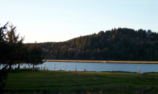 Rovers RV Park : View from the campground