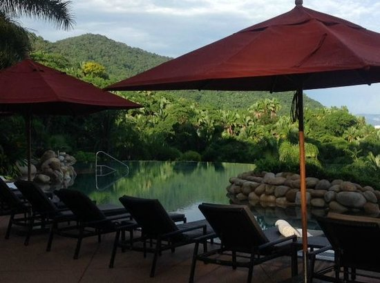 Garza Blanca Preserve, Resort & Spa: alberca