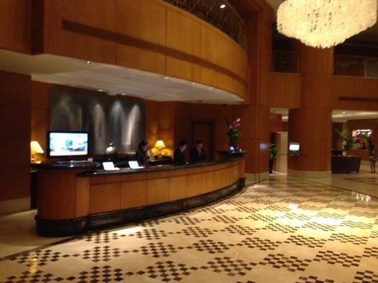 Ascott Makati: Lobby