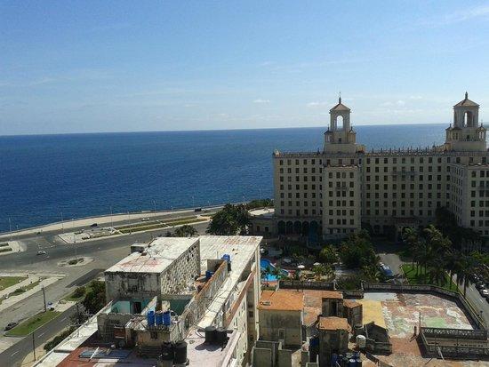 NH Capri La Habana: Vista panorámica