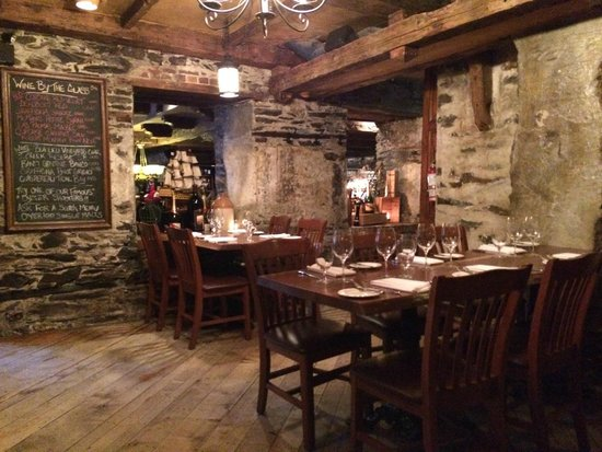 The Press Gang Restaurant & Oyster Bar : Ambiance