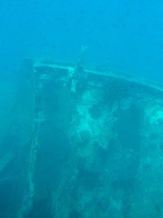 De Palm Tours: Atlantis Submarines Expedition: Ship wreck