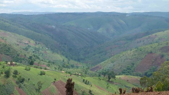 Gitega, Burundi: mountain hill temperature 16-24 C degree