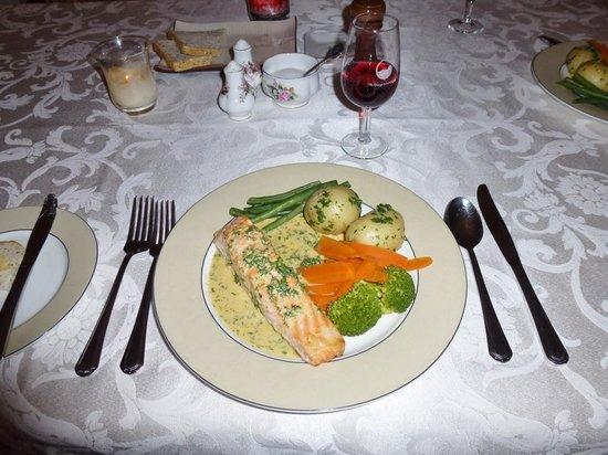 Clifton Grove, Australien: Evening main course