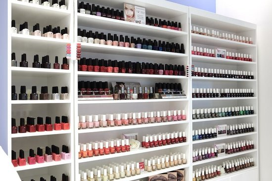 913be764e53 NStyle Nail Polish Collection - Picture of NStyle Beauty Lounge ...