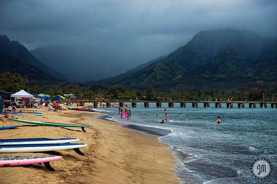 Kauai Photo Tours : Hanaelei Bay, HI