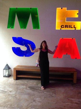 Mesa Grill : Mesa, Atlantis