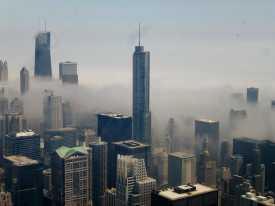 Breathtaking Views Picture Of Skydeck Chicago Willis