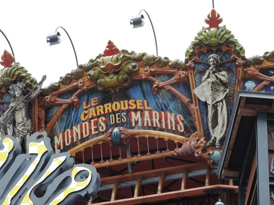 Les Machines de L'ile : Carrossel
