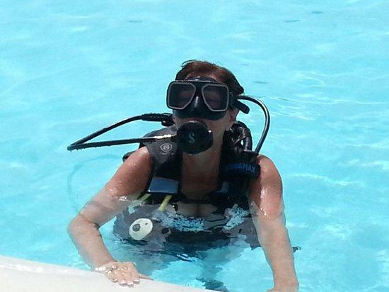 Dreams La Romana Resort & Spa : Snorkeling Lesson