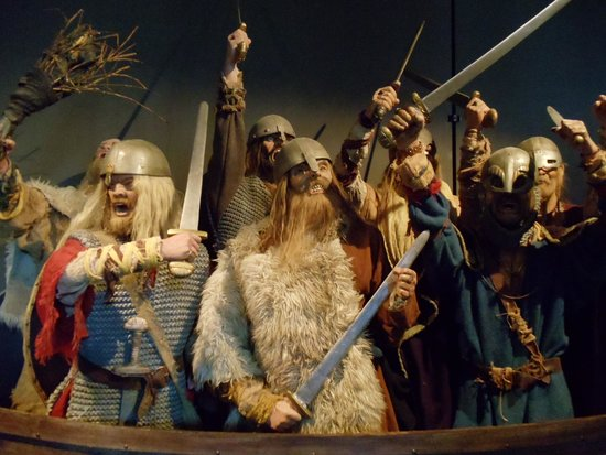 Museum of Archaeology (Arkeologisk Museum): Vikings