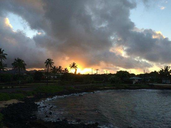 Kuhio Shores Condos: Sunrise