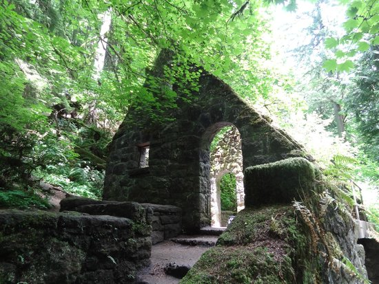 Forest Park: witches castle