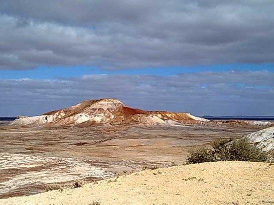 Oodnadatta Track: Painted Desert
