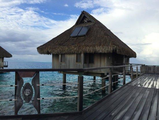 Conrad Bora Bora Nui : Villa 315