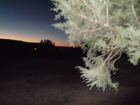 Thunderbird Lodge: Sun Rise at Grand Canyon