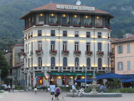 Hotel Miralago: Miralago at twilight