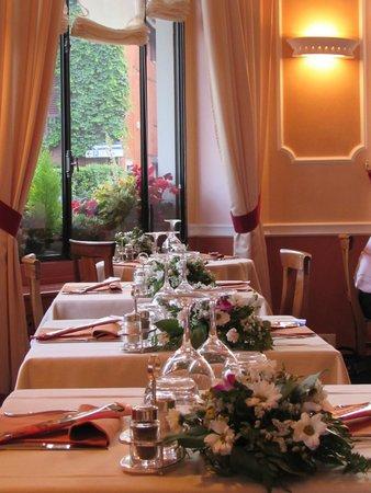 Hotel Miralago: Miralalo dining room