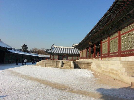 Gyeongbokgung : Кенбоккун