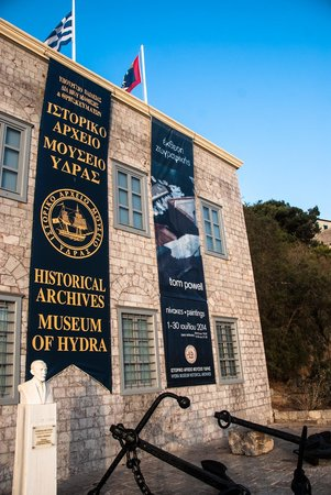 ‪Historical Archive - Museum of Hydra‬