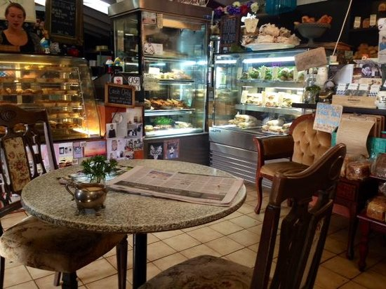 Margaret River Bakery: So Cosy.....