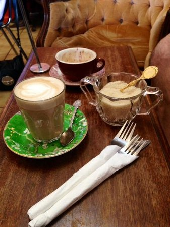 Margaret River Bakery: Best Latte in Town