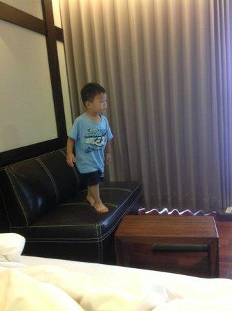 Hotel Les Champs (Hualien): 房間1