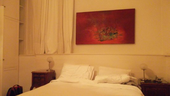 Jacaranda, studio & suite: dormitorio principal