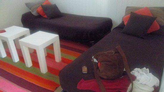 Jacaranda, studio & suite: habitación
