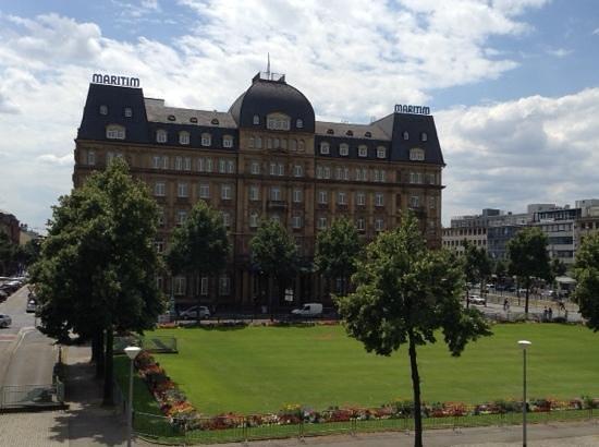Maritim Parkhotel Mannheim: maritim parkhotel