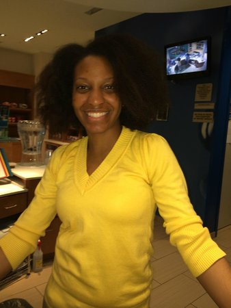 SpringHill Suites Macon: Helpful Marriott employee left lasting positive impression