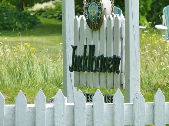 Juddhaven Guest House: name of B&B