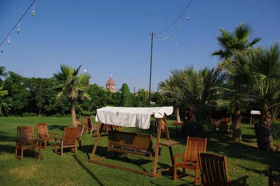 Belek Beach Resort Hotel: Garden