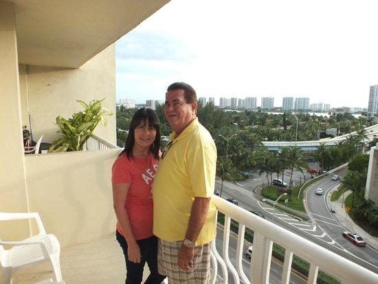 Ramada Plaza Marco Polo Beach Resort: love this view