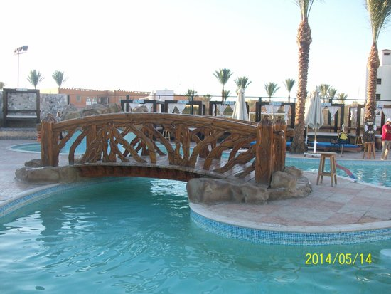 Dana Beach Resort: рядом с бассейном с подогревом