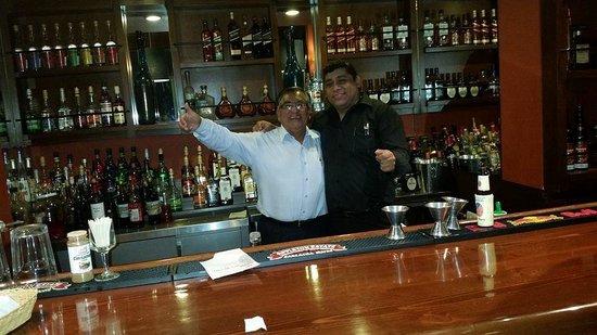 LP Los Portales Hotel Piura: Bar
