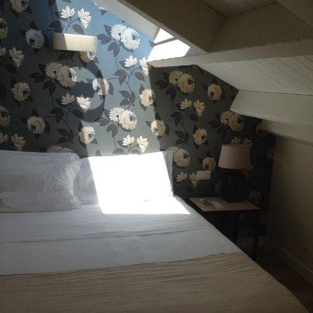 Hotel 900 : Спальня