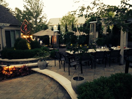 Bella Fortuna : Lovely outdoor seating