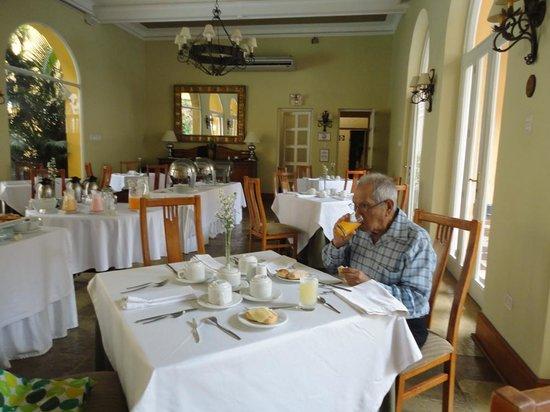 LP Los Portales Hotel Piura: Restaurant
