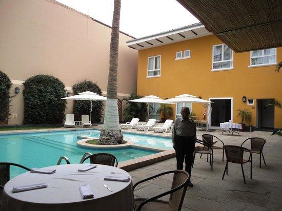 LP Los Portales Hotel Piura: Piscina