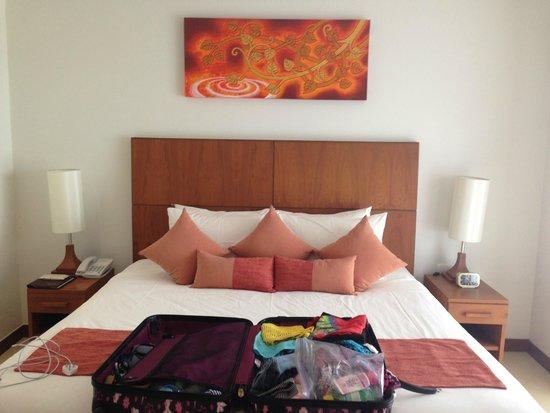 Cachet Resort Dewa Phuket - Nai Yang Beach : マスターベッドルーム