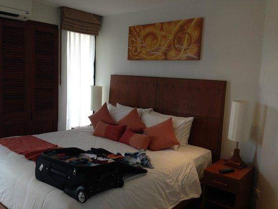 Cachet Resort Dewa Phuket - Nai Yang Beach : 二つ目のベッドルーム
