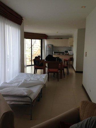 Dewa Phuket Resort Nai Yang Beach : Family Suits